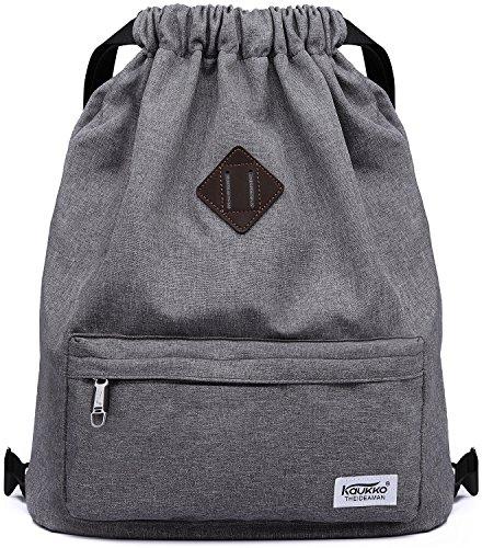 Hart Arbeitend Premium Baumwoll Turnbeutel Sportbeutel Gymsack Bag Sporttaschen Kleidung & Accessoires