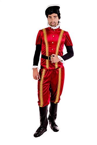 Top 9 Barock Kostüm Herren Rot - Kostüme für Erwachsene